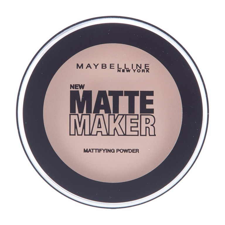Maybelline Matte Maker Mattifying Powder Compact-20 Nude